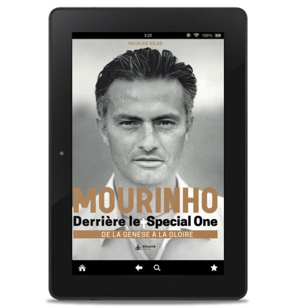 Mourinho Couverture Epub