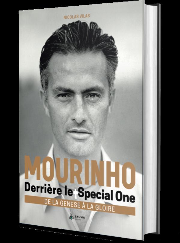 Nicolas Vilas Mourinho Derriere Le Special One