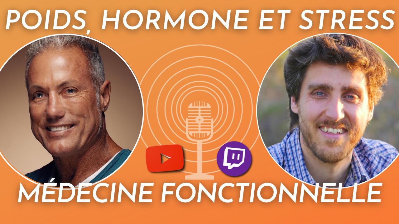 [LIVE] Nutrition, hormones et médecine fonctionnelle – avec le Dr Stéphane Résimont