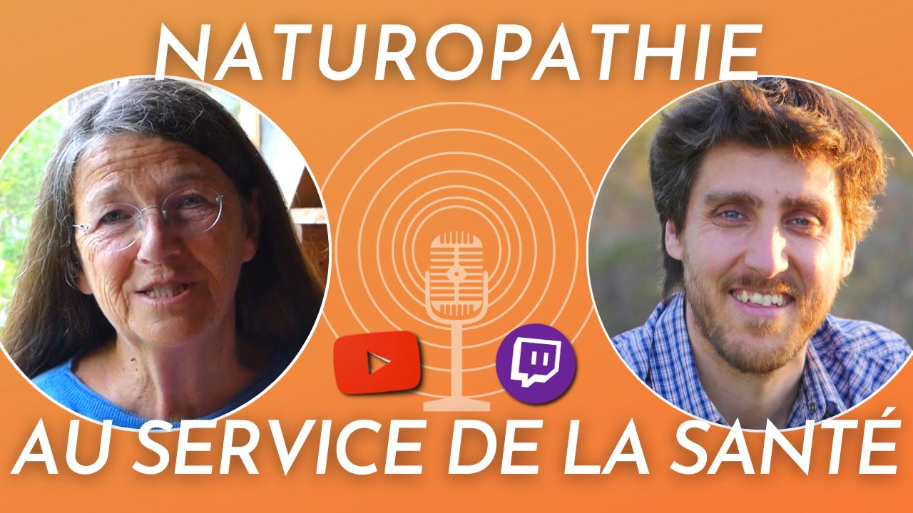 [LIVE] La Naturopathie au service d'une Santé globale – avec Anne Portier, présidente OMNES